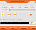 Sound Recorder Pro Screenshot 0
