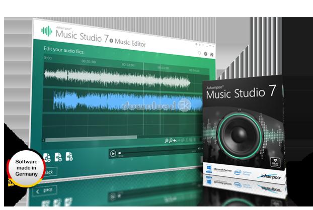 ashampoo music studio 7 download