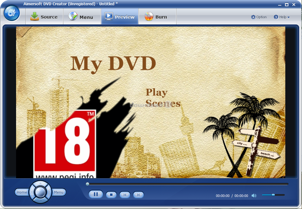 Aimersoft DVD Creator 2 6 5 Review & Alternatives - Free