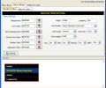 CSS Vertical Menu Generator Screenshot 0