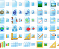 Paper Icon Library Screenshot 0