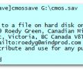 CMOSSave/CMOSRest Screenshot 0
