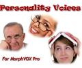 Personality Voices - MorphVOX Add-on Screenshot 0