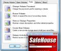 SafeHouse Professional File Encryption Screenshot 0