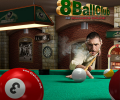 8BallClub Billiards Online Screenshot 0