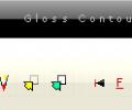 Gloss Contour Buttons, Surfaces for .Net Screenshot 0