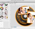 iWinSoft Mac CD/DVD Label Maker Screenshot 0