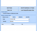 Monitor Folder For Changes Software Screenshot 0