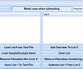 Remove One List From Another Software Screenshot 0