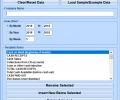 Excel Cash Flow Template Software Screenshot 0