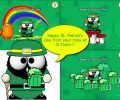 Saint Patricks Day Desktop Wallpapers Screenshot 0