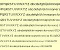 Sharpe Classified Font PS Mac Screenshot 0