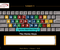 Touch Typing Technology German course Screenshot 0