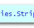 Entity Strip/Insert Screenshot 0