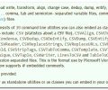 CSVReader/Writer Screenshot 0