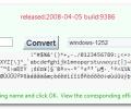 Official Encoding Screenshot 0