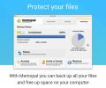 Memopal Online Backup Screenshot 0