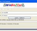 WinBin2Iso Screenshot 0