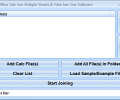 OpenOffice Calc Join Multiple Sheets & Files Into One Software Screenshot 0