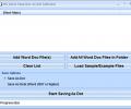 MS Word Save Doc As Dot Software Screenshot 0