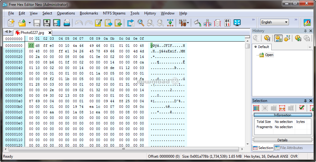 Free Hex Editor Neo 4 97 02 3667 Review & Alternatives - Free