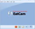 EatCam Webcam Recorder for MSN Screenshot 0