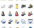 Professional Vista Software Icons Screenshot 0