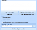 MS Word Accept or Reject All Track Changes In Multiple Documents Software Screenshot 0
