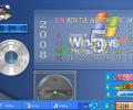 3D Tray Clock Ex. Screenshot 0