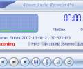 Power Audio Recorder Pro Screenshot 0