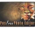 Pos Free Photo Editor Screenshot 0