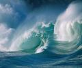 Ocean Waves Free Screensaver Screenshot 0