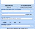 Stamp Watermark On Multiple Images Software Screenshot 0