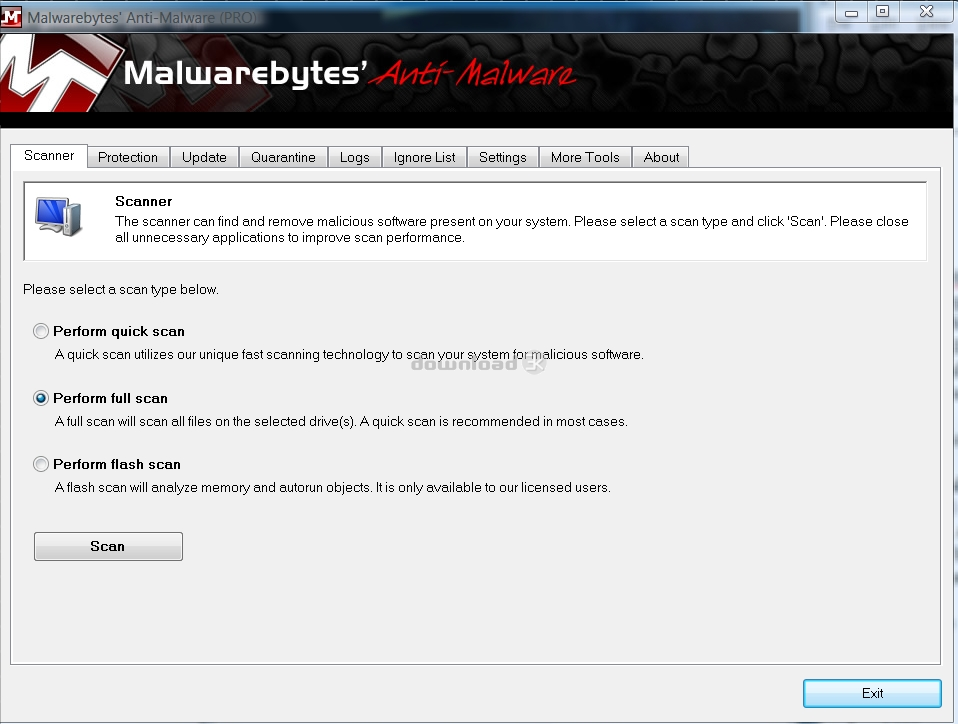 malwarebytes exe file location
