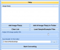 Convert Multiple Image Files To JPG Files Software Screenshot 0