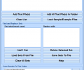 Find and Replace Multiple Items At Once Software Screenshot 0