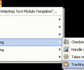 Templates for the Webshop Helpdesk Screenshot 0