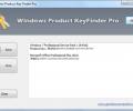 Windows Product Key Finder Professional Screenshot 0