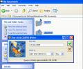 One-click CD/DVD Writer Screenshot 0