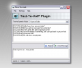 Text-To-VoIP Plug-In for MorphVOX Pro Screenshot 0