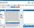 Quickarticlepro Article Writing Software Screenshot 0