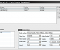 AUAU WMV MP4 ASF FLV to AVI Converter Screenshot 0