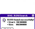 ROM Search Screenshot 0