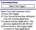 Sub-Launcher Screenshot 0