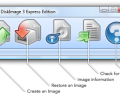 O&O DiskImage Express Edition Screenshot 0