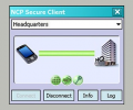 NCP Secure Entry CE Client Screenshot 0