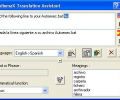 IdiomaX Translation Assistant Screenshot 0
