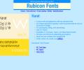 Karat Font OpenType Screenshot 0
