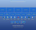 EasyAs Accounting Software Screenshot 0