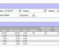Pacific Timesheet Software Screenshot 0